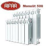 Биметаллический радиатор отопления Рифар Monolit 500 12 секций