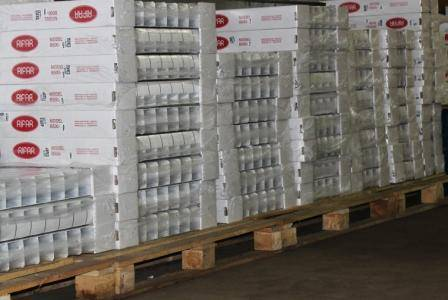 Радиаторы отопления Рифар Бейс на нашем складе